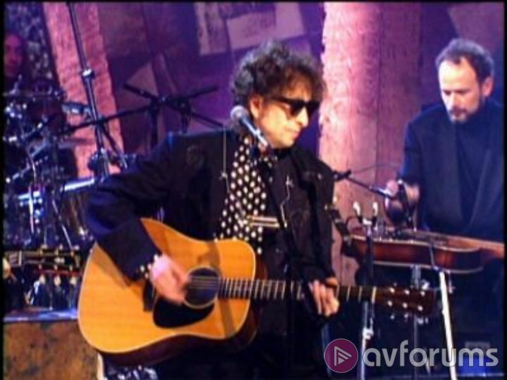Bob Dylan: Unplugged Extras