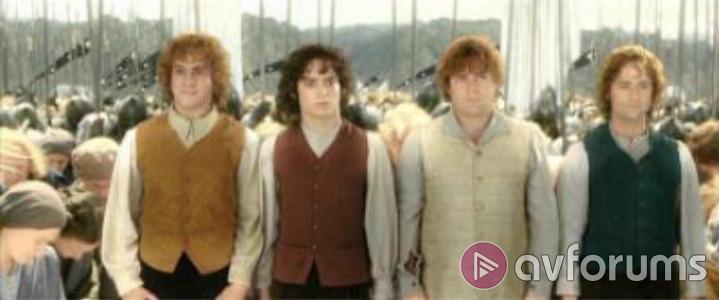 The Lord Of The Rings: The Return Of The King Extras