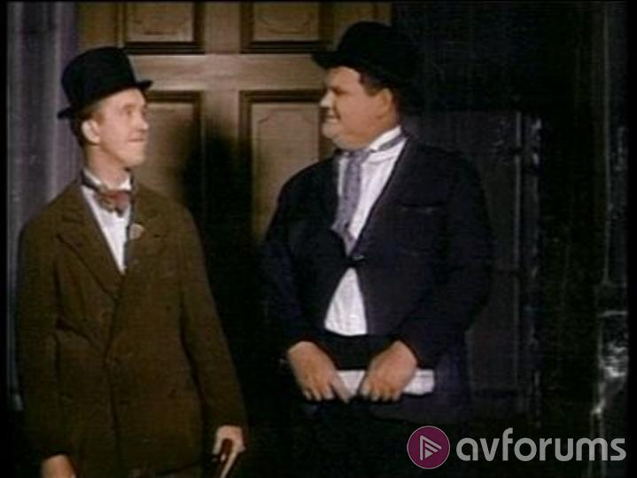 Laurel And Hardy - The Collection Extras