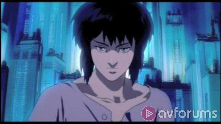 Ghost In The Shell Extras