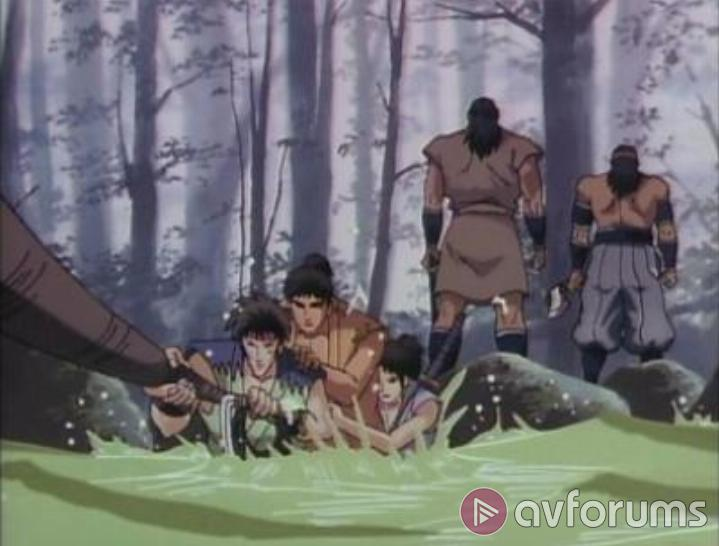 Legend Of The Dog Warriors, The: The Hakkenden Sound