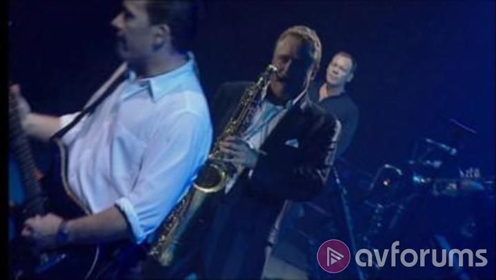 Ub40: Home Grown In Holland - Live Picture