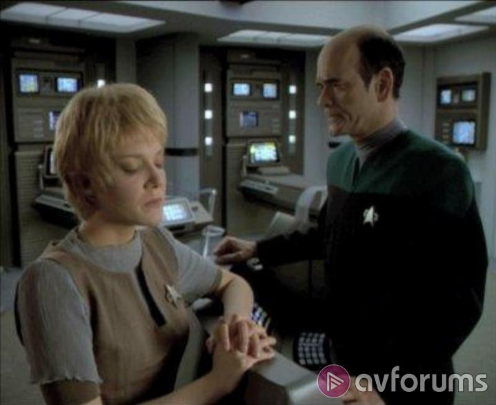 Star Trek: Voyager Season Two Picture