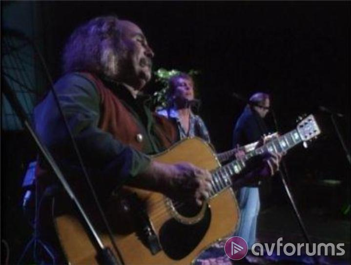 The Acoustic Concert: Crosby Stills And Nash Extras