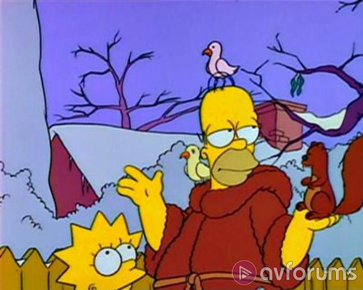 Simpsons, The: Heaven And Hell Sound