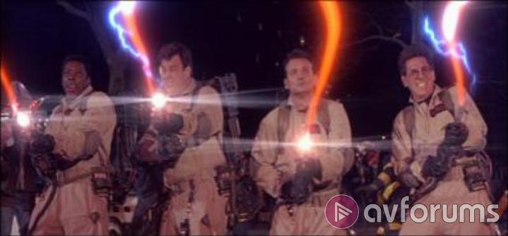 Ghostbusters: Superbit Boxset Picture