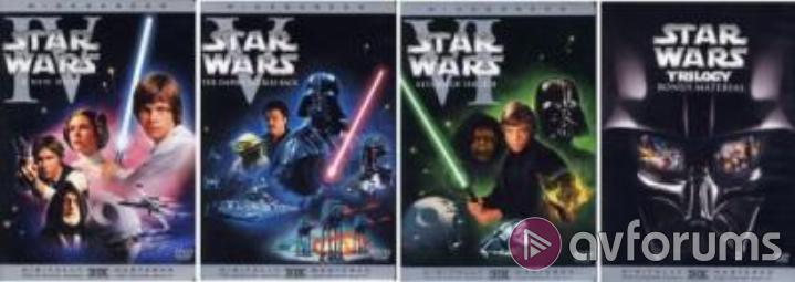 Star Wars Trilogy Picture