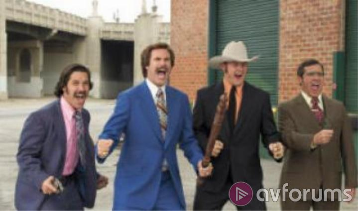 Anchorman: The Legend Of Ron Burgundy (Unrated) Sound