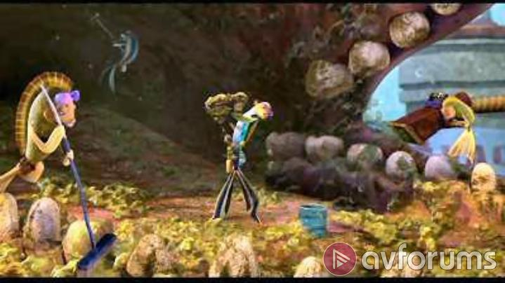 Shark Tale Picture