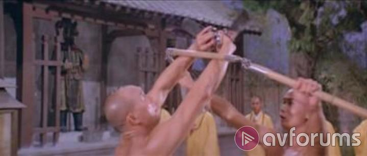 The 36th Chamber Of Shaolin Extras