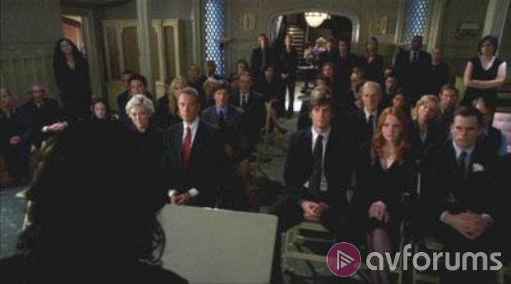 Six Feet Under: Season 4 Extras