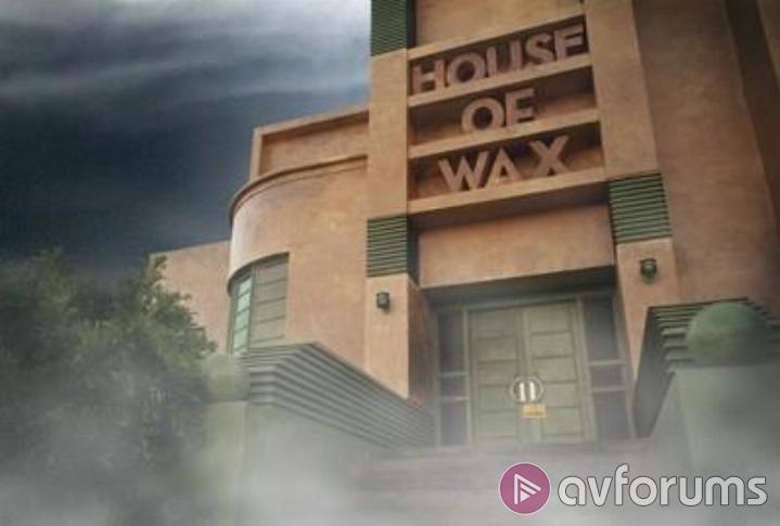 House Of Wax Extras