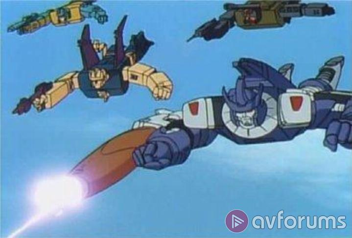 Transformers: The Headmasters Extras