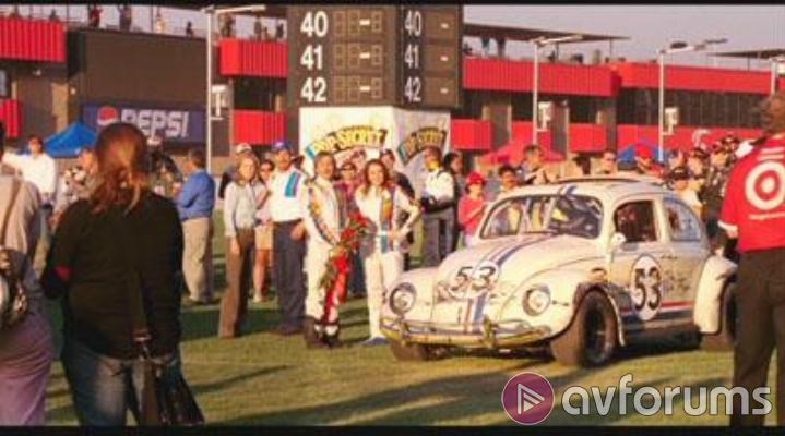 Herbie: Fully Loaded Extras