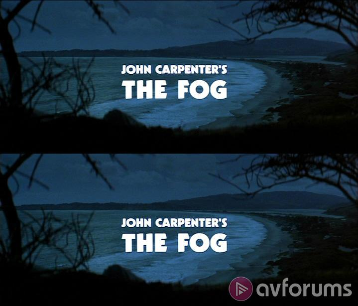 The Fog : 2005 region 1 Special Edition Vs 2002 region 1 release Picture