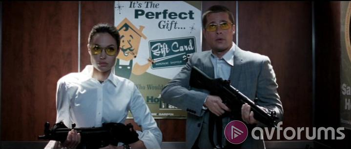 Mr. & Mrs. Smith Extras