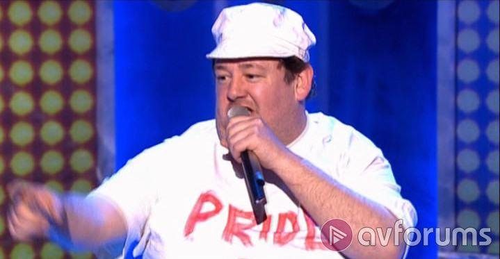 Johnny Vegas: 18 Stone Of Idiot Picture