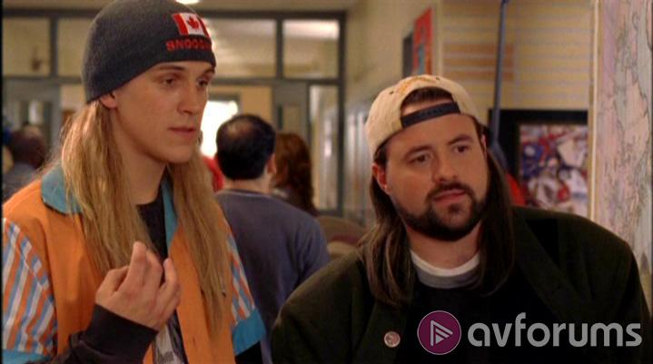 Jay and Silent Bob Do Degrassi Picture