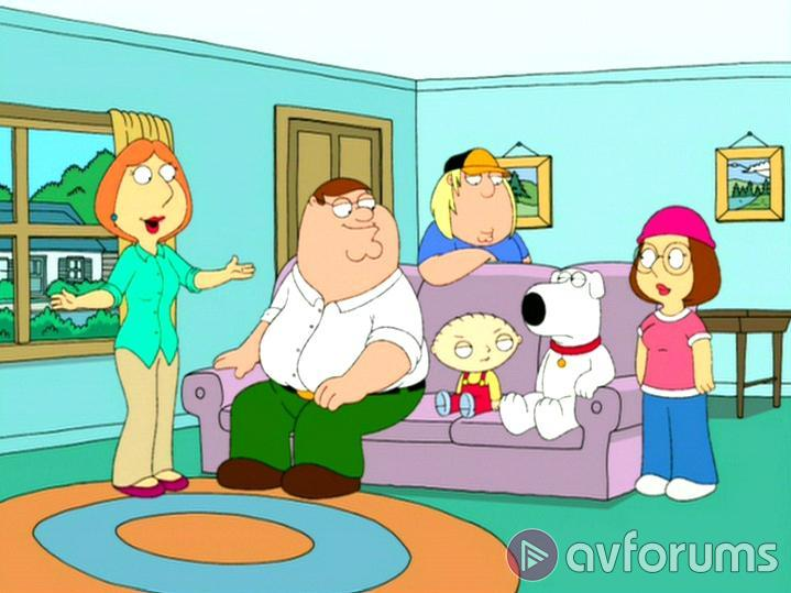 Family Guy: Volume 3 Extras