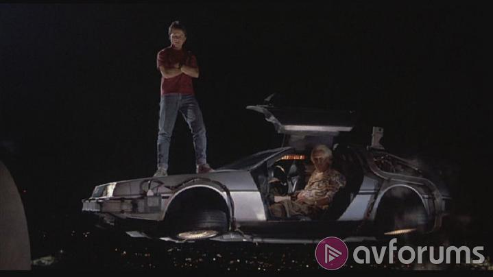 Back To The Future Trilogy 20th Anniversary Box Set Sound
