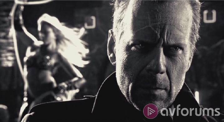 Sin City: Recut,Extended,Unrated Extras