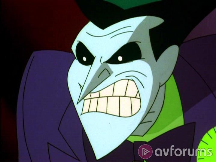 Batman: The Animated Series Volume 4 Picture