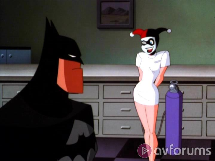 Batman: The Animated Series Volume 4 Sound