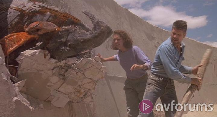 Tremors Attack Pack Extras