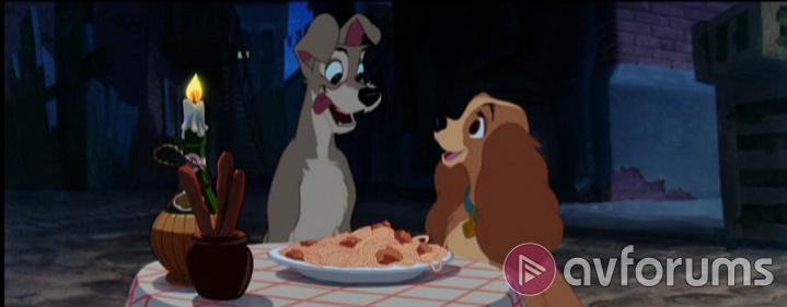 Lady And The Tramp: 50th Anniversary Edition Picture