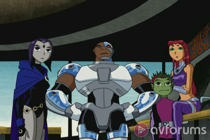 Teen Titans: Season 1