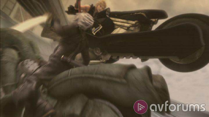 Final Fantasy VII: Advent Children Extras
