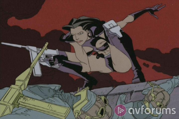 Aeon Flux: The Complete Animated Collection Picture