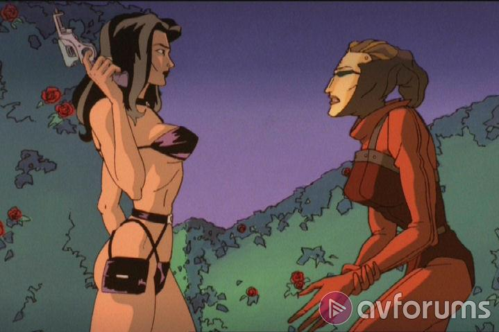 Aeon Flux: The Complete Animated Collection Sound