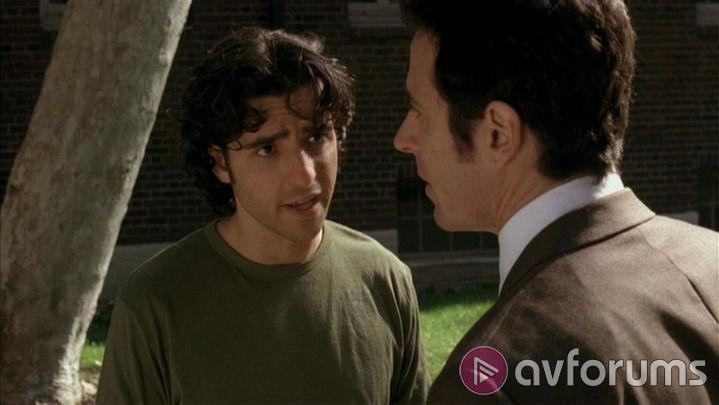 Numb3rs, The Complete First Season Extras