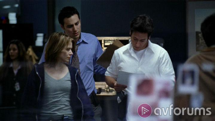 Numb3rs, The Complete First Season Verdict