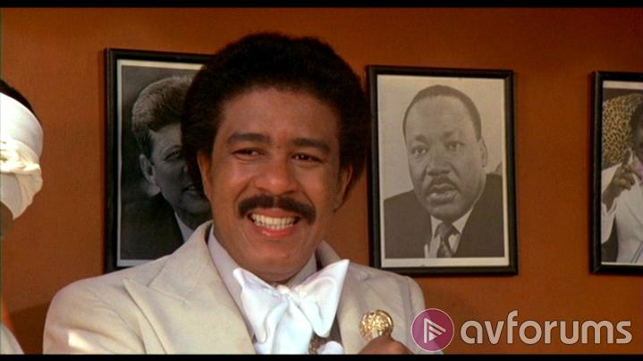 Richard Pryor Film Collection Extras