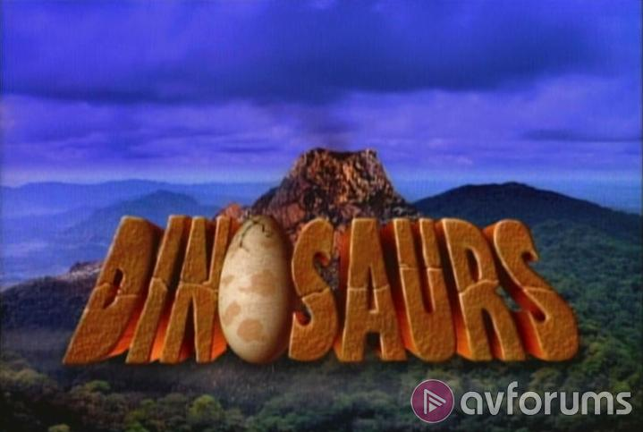 Dinosaurs, The Complete First And Second Seasons