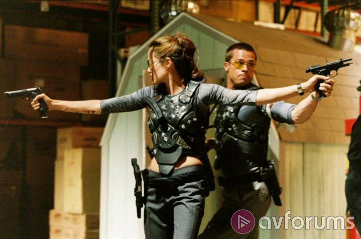 Mr & Mrs Smith Picture
