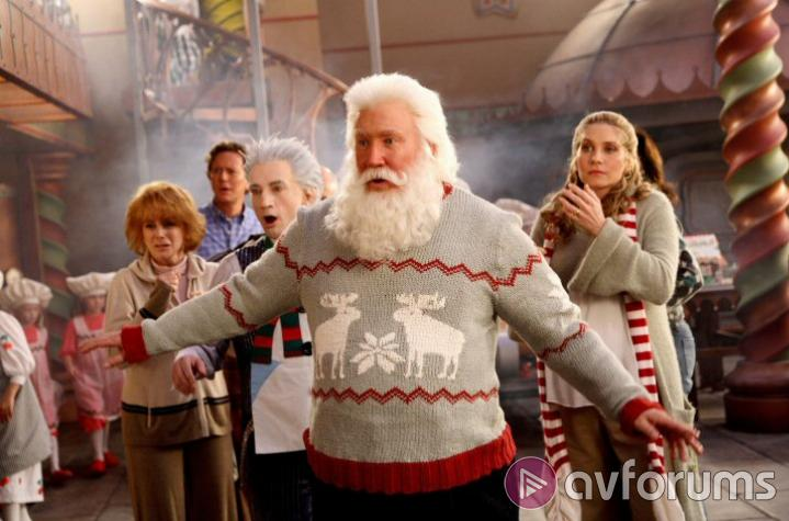 The Santa Clause 3: The Escape Clause Sound