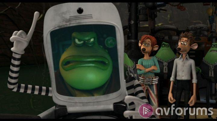 Flushed Away Verdict