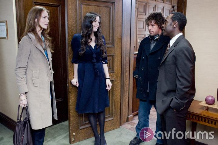Reign Over Me Extras