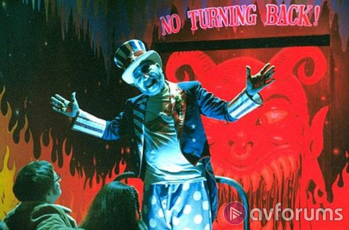 House Of 1000 Corpses Sound