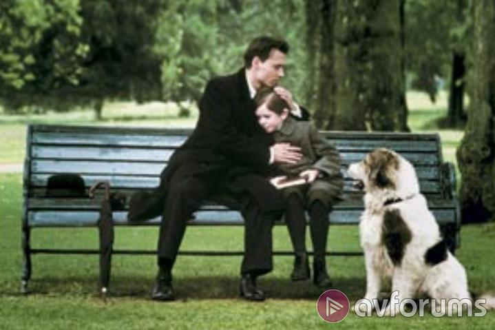 Finding Neverland Extras