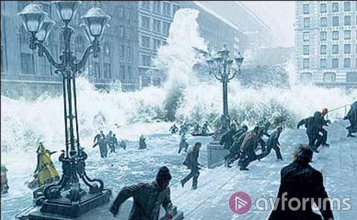 The Day After Tomorrow Extras