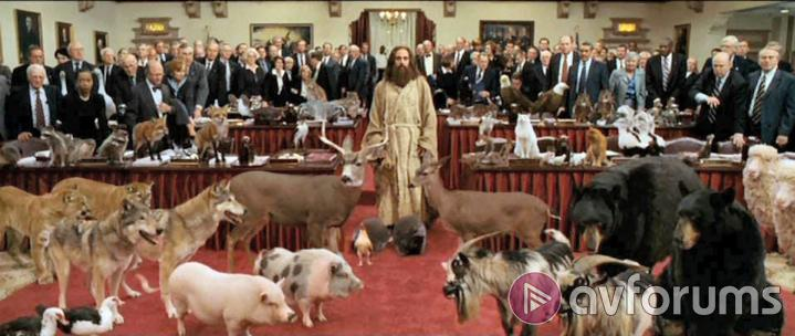 Evan Almighty Sound