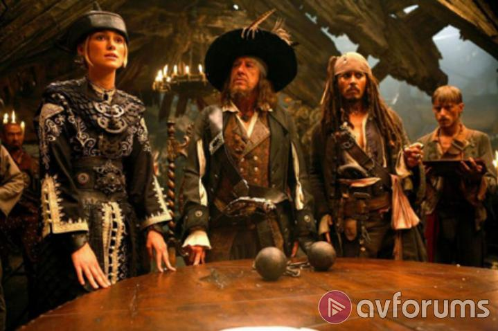 Pirates of the Carribbean : At World