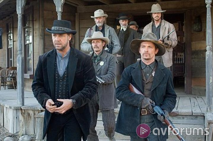 3:10 to Yuma Extras