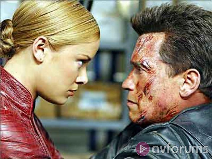 Terminator 3: Rise Of The Machines Extras