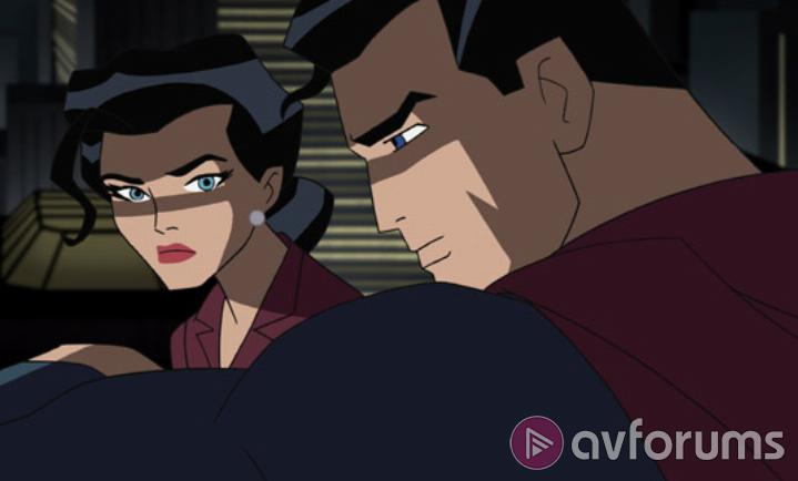Justice League: The New Frontier Extras