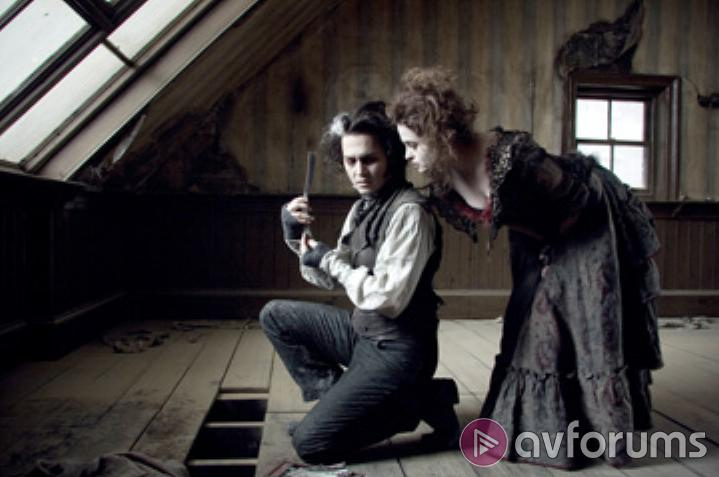 Sweeney Todd: The Demon Barber of Fleet Street Extras